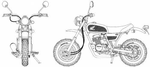 Honda Ape 50 Deluxe (2001)