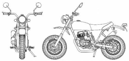 Honda Ape 50 Yoshimura
