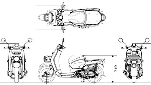 Honda Benly (2015)