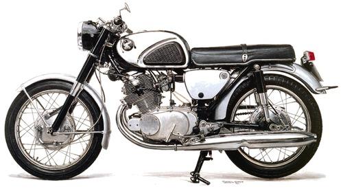 Honda C72 Super Sport