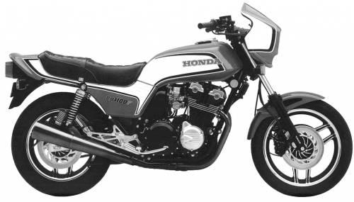 Honda CB1100F (1983)