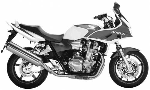 Honda CB1300S (2005)