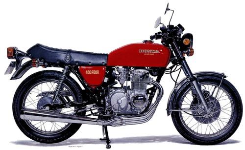 Honda CB400 Four