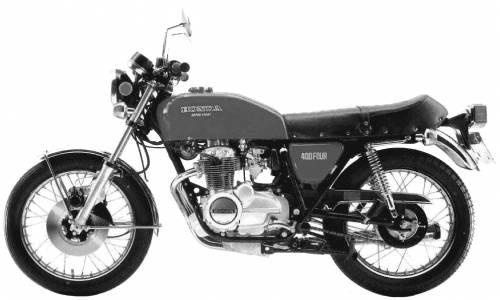 Honda CB400 Four (1975)