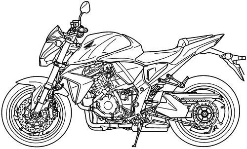 Honda CB 1000R (2015)
