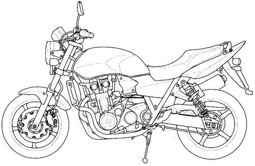 Honda CB 1300 (2003)