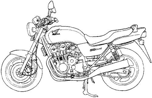 Honda CB 750F2 (1991)