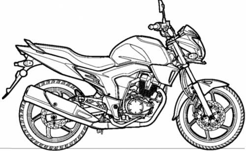Honda CB Trigger (2013)