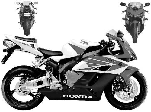 Honda CBR1000RR FireBlade fb (2004)