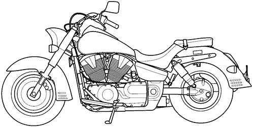Honda VTX 1300S (2007)