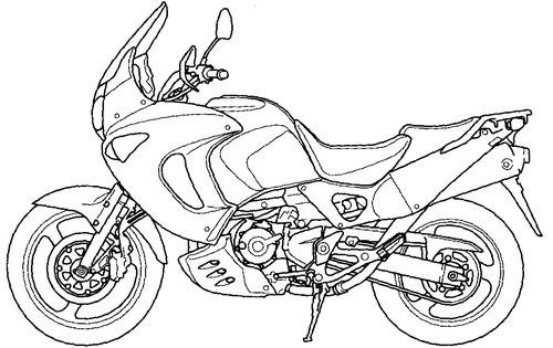 Honda XL 1000V (1998)