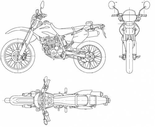 Honda XR250 (2006)