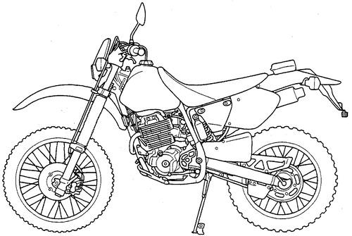 Honda XR 400R (2001)