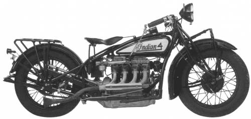 Indian 402 (1930)
