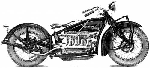 Indian 4 (1930)