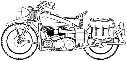 Indian 741B