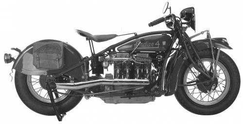 Indian Four (1929)