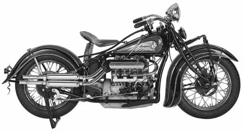Indian Four (1936)