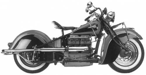 Indian Four (1940)