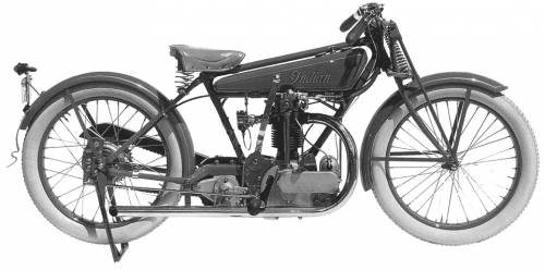 Indian OHC Prince (1925)