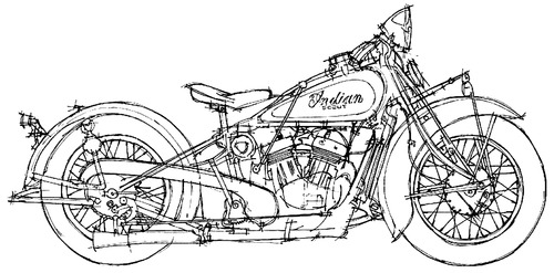 Indian Scout (1932)