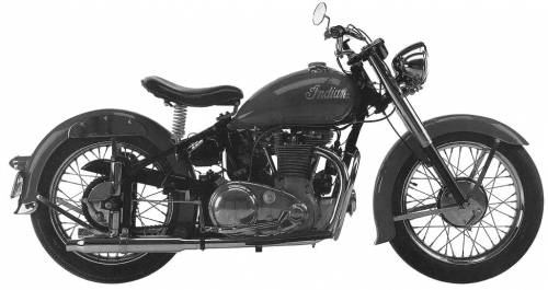 Indian Scout (1949)