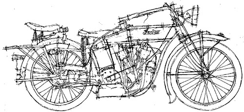 Indian V-twin (1914)