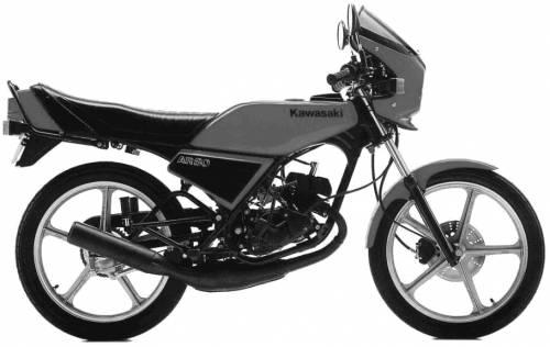 KawasakI AR80 (1981)