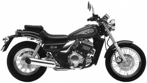 Kawasaki EL250 (1994)
