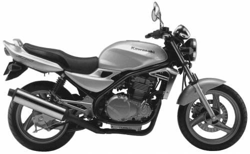 Kawasaki ER 5 (2001)