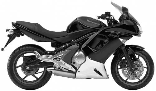 Kawasaki ER 6F (2006)