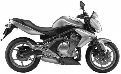 Kawasaki ER 6N (2006)