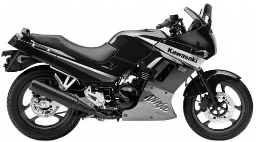 Kawasaki GPX250 (2004)