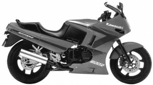 Kawasaki GPX600R (1994)
