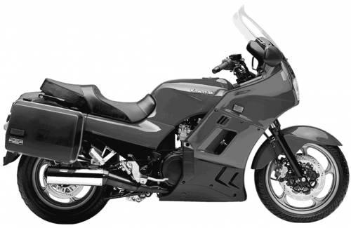 Kawasaki GTR1000 (2003)