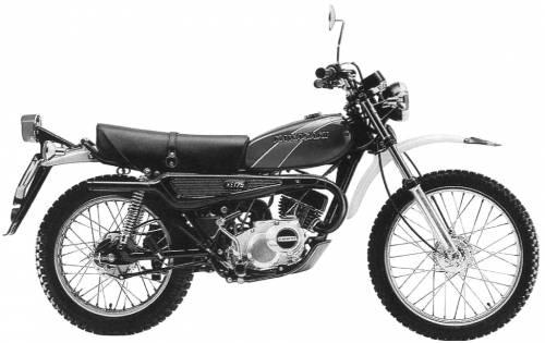 Kawasaki KE175 (1977)