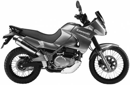 Kawasaki KLE500 (2005)