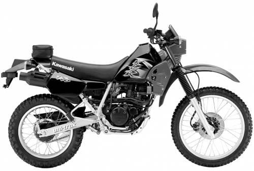 Kawasaki KLR250 (2003)