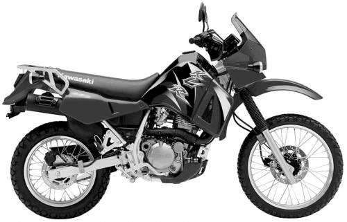 Kawasaki KLR650 (2004)
