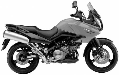 Kawasaki KLV1000 (2004)