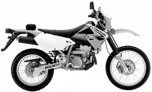 Kawasaki KLX400SR (2003)
