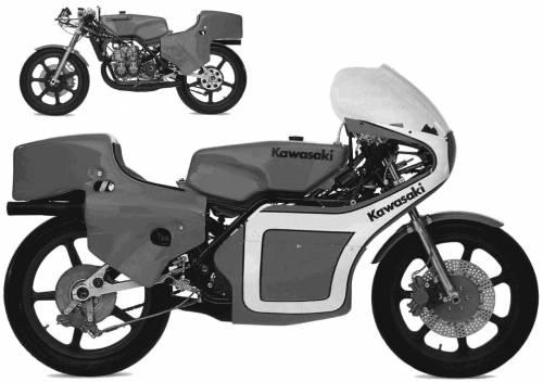 Kawasaki KR250 (1979)