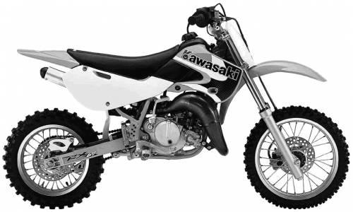 Kawasaki KX65 (2000)