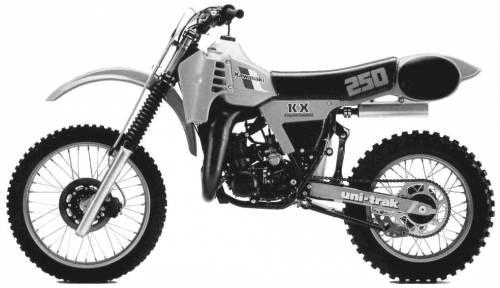 Kawasaki KX 250 C1 (1983)