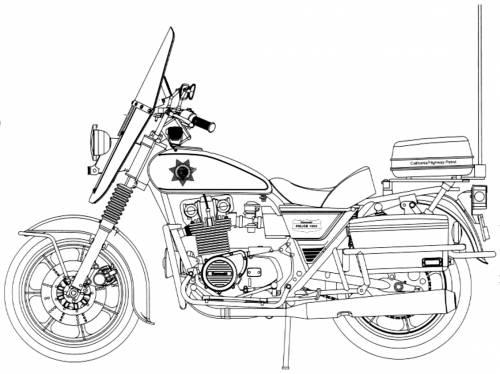 Kawasaki KZ1000C1
