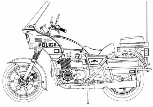 Kawasaki KZ1000C2