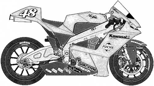 Kawasaki Ninja ZX-RR (2002)