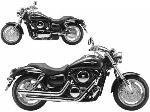 Kawasaki VN1500 MeanStreak (2002)