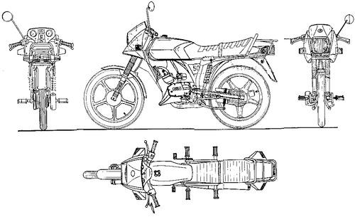 KTM 50 PL (1983)