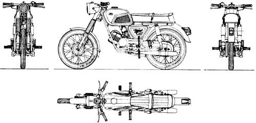 KTM Comet 504S (1969)